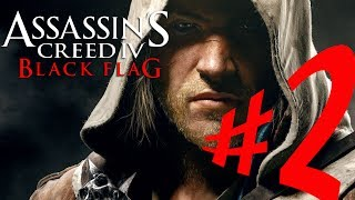 Assassin's Creed IV : Black Flag - Parte 2: Enfim Capitão! [ Playthrough AC 4 Du