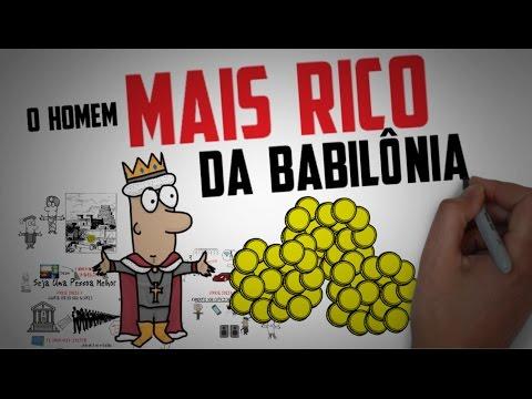 Livro O Homem Mais Rico da Babilônia | Principais ideias | Seja Uma Pessoa Melhor