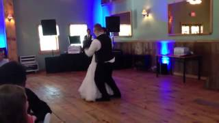 Wedding first dance to you're all I need Marvin Gaye