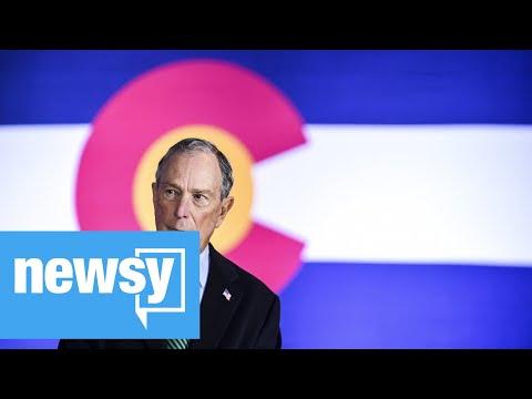 Michael Bloomberg unveils gun plan