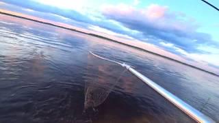Ловля рыбы в красноборске