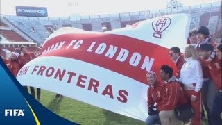 London club with an Argentine name