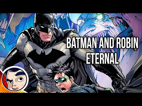 Batman & Robin Eternal – Full Story