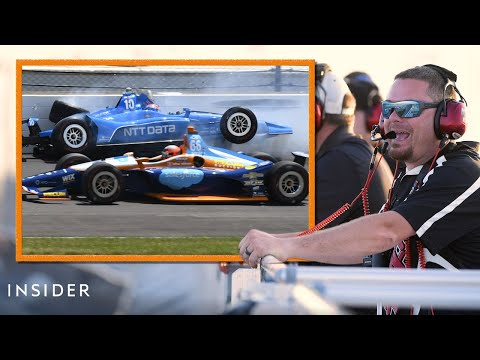 How Race Car Drivers Stay Safe at High Speed
