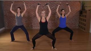 10-Minute Workout: Legs and Arms With Sadie Lincoln by POPSUGAR Fitness