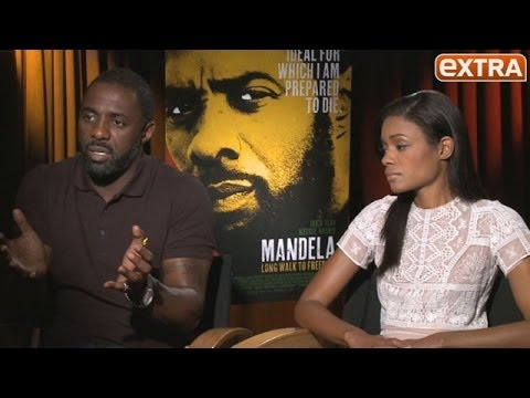 Idris Elba on Playing Mandela: 'Opened Up My Mind to the Power of What We Can Do'