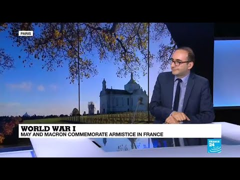 May, Macron to commemorate WWI armistice in France