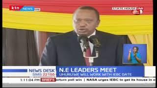 President Uhuru Kenyatta: Rais wa Jamuhuri ya Kenya ni Uhuru Kenyatta