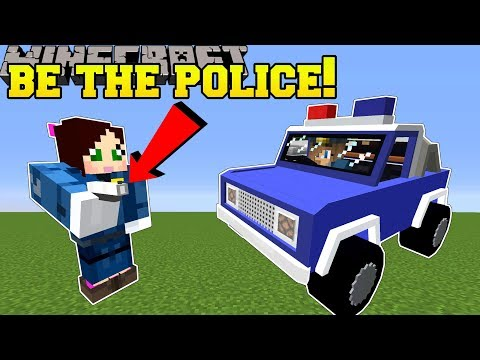 , title : 'Minecraft: WE BECOME POLICE OFFICERS!! - POLICE TRAINING ACADEMY - Modded Map'