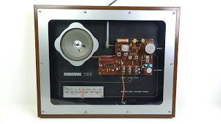 Maximal Wall Radio - A QUICK-EXTRA-VID