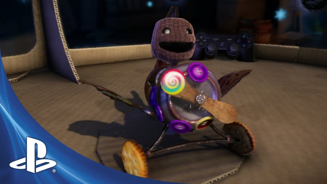 LittleBigPlanet Karting Out Today, Watch the Launch Trailer