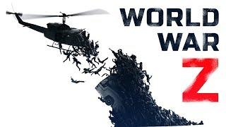 СПАСАЕМ МОСКВУ ОТ ЗОМБИ-АПОКАЛИПСИСА ● World War Z