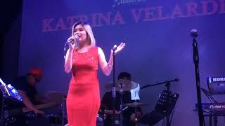 "Katrina Velarde covers ""Two Less Lonely People In The World"" (Kita Kita OST)"