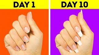 23 NAIL HACKS YOU MUST KNOW