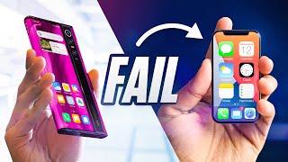 14 MEGA Smartphone Fails we'll never forget.