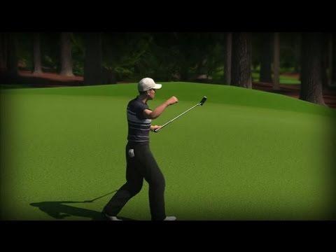 Tiger Woods PGA Tour 12 - Masters