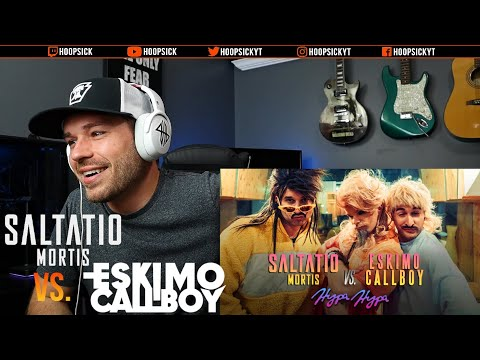 Saltatio Mortis vs. Eskimo Callboy - Hypa Hypa (REACTION!!!) | They brought back the moves!!!