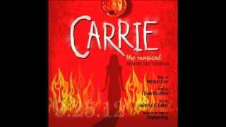 CARRIE is coming... Carrie: The Musical -- Premiere Cast Recording Teaser
