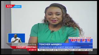 Teacher Wanjiku shares what she has been up to after a stint on Churchill Show: Guest Anchor