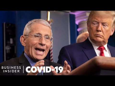 5 Times Trump Praised Dr. Fauci Before Retweeting That He Should Be Fired