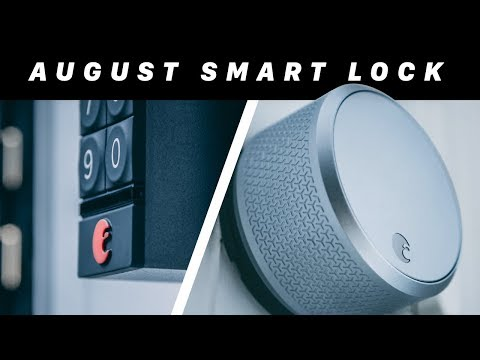 August Smart Lock: Locked in