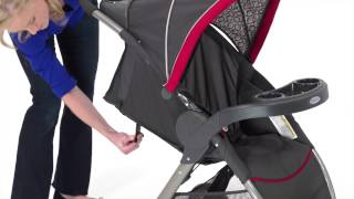 Graco FastAction Fold Click Connect Travel System | 1843903