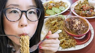 INDONESIAN FOOD in South Korea