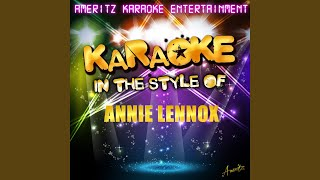 Waiting in Vain (In the Style of Annie Lennox) (Karaoke Version)