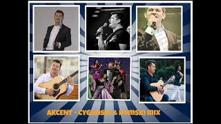 """Video thumbnail of """"Akcent - Zenon Martyniuk - Cygańskie & Romskie Piosenki - Mix"""""""