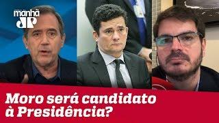 Moro diz que não será candidato à Presidência: Villa e Constantino analisam