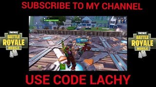 Checking Out Lachlans Creative Island! - Fortnite Battle Royale Mobile