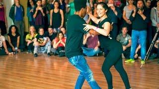 Gabriel Silva de Souza & Luana Martins - Samba de Gafieira - 2017 Amsterdam Brazilian Dance Festival