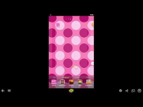 Video of Polka Dots Live Wallpaper