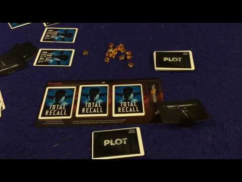 Bower's Game Corner: Total Recall: The Official Tabletop Game Preview