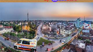 Get Benefits of Medilift Ambulance Service in Patna with Medical Team