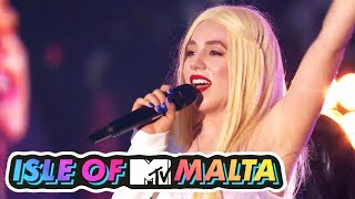 Ava Max   'Sweet But Psycho' | Live At Isle Of MTV Malta 2019