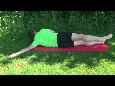 Gelenkschmerzen, Rückenbehandlung