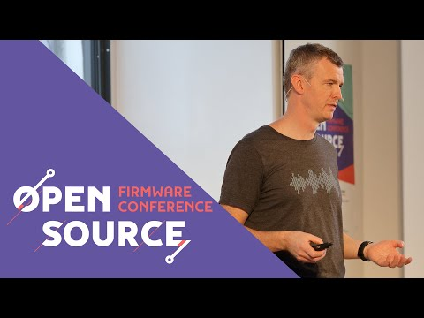 OSFC - Journey from Closed to Open | Liam Gridwood