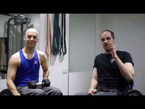 Exercises for Sports | Exercising with a Disability