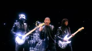 DAFT PUNK feat Nile Rodgers Get Lucky
