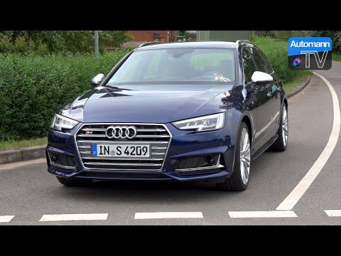 Audi S4 Avant Универсал класса D - рекламное видео 1