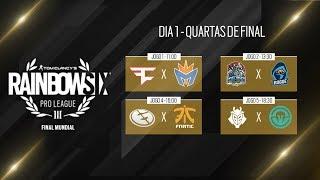FINAL RAINBOW SIX PRO LEAGUE - Season 8 (Rio de Janeiro 2018)