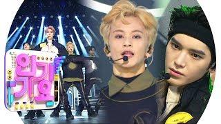 NCT 127(엔시티127)   Superhuman @인기가요 Inkigayo 20190526
