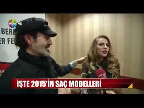 SEFER KAYIP SHOW TV ANA HABER 2015-2016 SAÇ TRENDLERİ