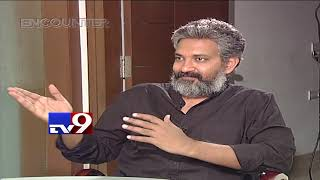 S. S. Rajamouli in Encounter with Murali Krishna - TV9
