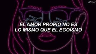 Bea Miller & 6LACK   It's Not U It's Me  Español