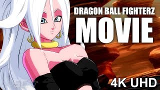 DRAGON BALL FighterZ | THE MOVIE! (All Main DBFZ Story CUTSCENES)【4K UHD】(Dragon Ball 2018 Game)