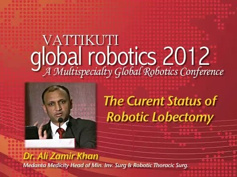 The Current Status of Robotic Lobectomy