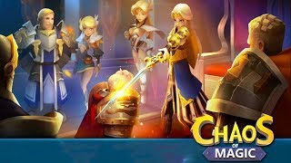 Chaos of Magic - Android Gameplay ᴴᴰ