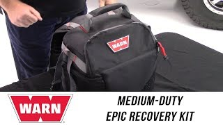 In the Garage™ with Total Truck Centers™: WARN Medium-Duty Epic Recovery Kit